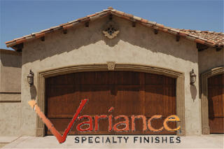 Browse to Variance Specialty Finishes